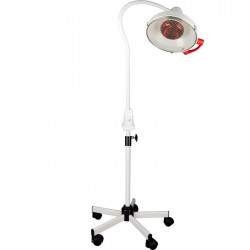 Lampe infrarouge Thera 250 W sur pied roulant