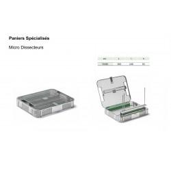 Paniers de stérilisation pour Micro Dissecteurs