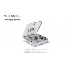 Paniers de stérilisation pour Fibres Optiques Laser