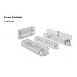 Paniers de stérilisation complets pour Optiques