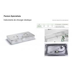 Paniers de stérilsiation pour optique 3D de nouvelle génération