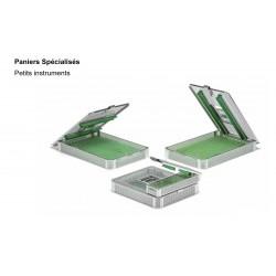 Paniers de stérilisation pour Petits Instruments