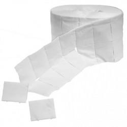 Tampons en cellulose prédécoupée 4 x 5 mm, rouleau de 500