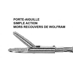 Inserts porte-aiguilles Wolfram diamètre 5 mm