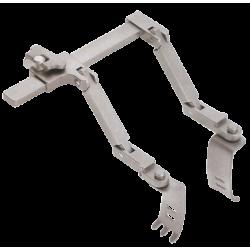 Ecarteur titane SPREAD-IT 2 pour l'abord ventral à la colonne vertébrale